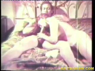 bandaged and fucked, retro porn, vintage sex, retro pool sex