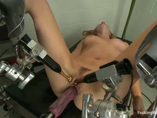 all blondes quality, hq sex toy, full masturbation