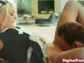 Jesse Jane Slut With Big Tits Sucks