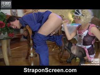 Përzierje i video nga strapon ekran
