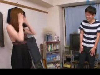 Asami yuma has seks dengan beliau fans