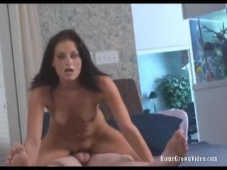 brunette, you hardcore sex, hard fuck free