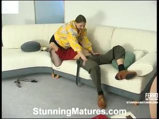 Penelope 和 marcus 有性 旧的 mov