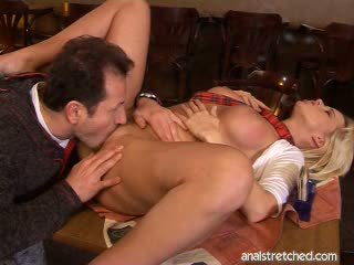 Lusty Golden Haired Cindy Dollar Fits A Juicy Knob In Her Mouth Like A Lollipop
