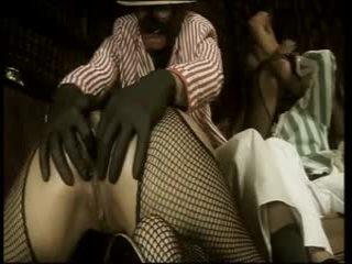 영국의 단 정치 못한 여자 sahara knite 에 a 꼬인 ffmm 포섬