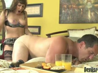 real strap-on rated, female domination great, hq femdom