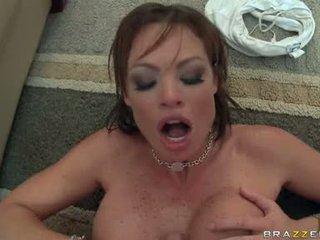 เปียก ร้อน ผู้หญิงสวย rhylee richards widens เธอ slits wider และ likes the ควย ใน เธอ