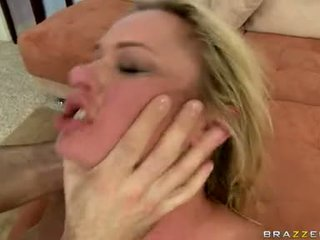 Briana Banks Getting Anally Fucked Harder She Can Not Wait To Get Cummed