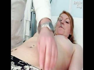 kinky, gaping, pussy, doctor