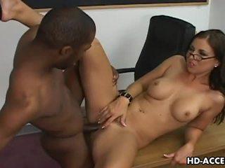 brunette, big dick, assfucking, big boobs