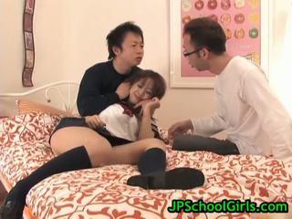 hauska japanilainen eniten, todellinen gang bang vapaa, katsella koulutytöt kuumin