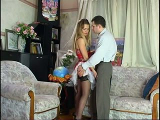 Maria Monty asslicked and fucked
