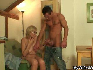 grandma, granny, old young, milf sex