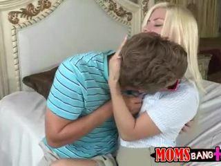 Матуся syren demer приєднатися підліток пара в ліжко