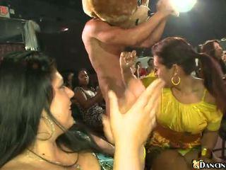 Dancing Bear Gives Facials