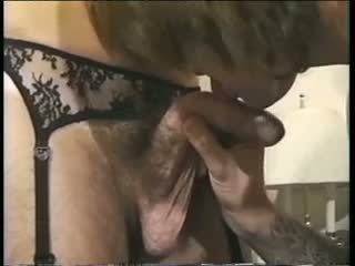 hq oral check, crossdresser all, full blowjob