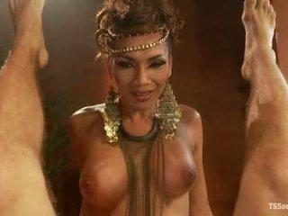 Ts yasmin lee як cleopatra tsseduction com спеціальний особливість