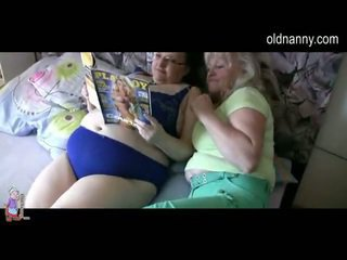 Couple Cute Mature Ladies And Playboy