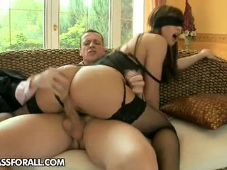 buen culo, besos, sexo anal