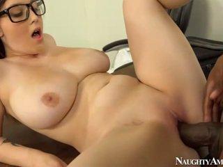brunette more, more student fun, hot hardcore sex