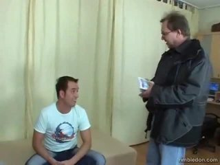 Diving Anal At The English Lesson