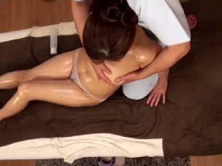 Unwanted orgazm podczas masaż