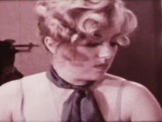 vintage, lesbian, massage, table