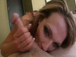 Nikki Sexx Loves The Feel Of A Cock Deep Inside Her Throat!