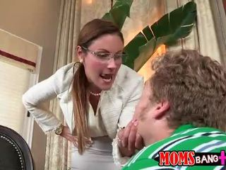 Samantha ryan teaches ava hardy a lesson