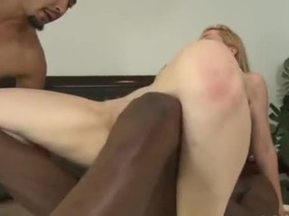 Blonde IR GB and double anal