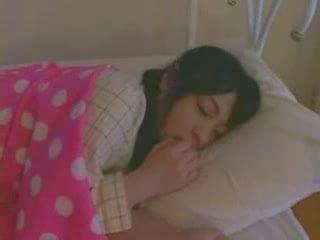 Sleeping girl fucked hard Video