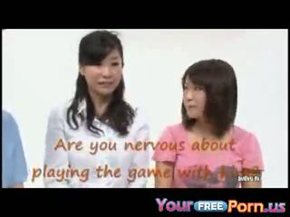 Dad Creampies Daughter In Gameshow