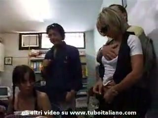Mother Daddy and Daugher Italian Incest Orgy