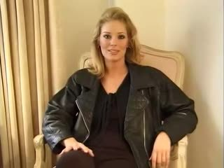 Jennifer avalon - just being herself