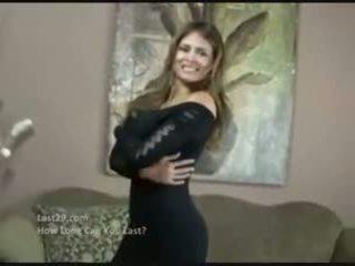 Monique Fuentes - hot milf latina creampie