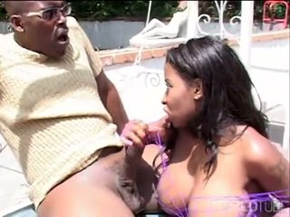 Juicy ass Vanessa Blue fucked so nice
