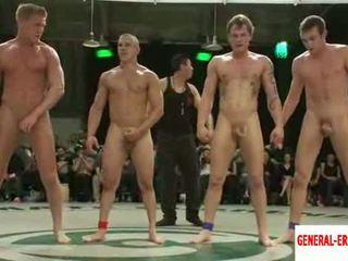 homosexuell, gestüt groß, alle twink voll