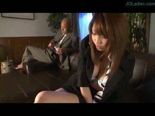 great secretary, watch secretaries, asian real