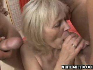 Vi ønsker til gruppe sex din bestemor #04