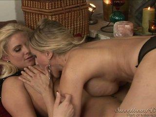 nice lesbian sex, big breast real, new lesbian