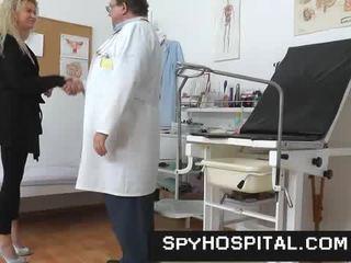vaginë, mjek, cams fshehur
