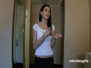 Netvideogirls - amy calendar uji bakat