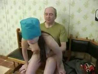 spaß russisch frisch, smalltits hq, oldman