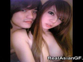Asian Teen Gfs Sucking!