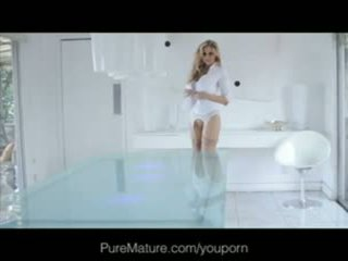 Julia ann - puremature anale loving milf gets fantasy filled