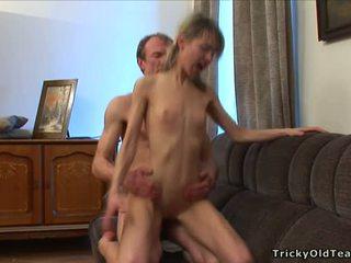 Ištvirkęs mokytojas seducing paauglys