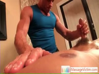 Johnatan Getting Oiled Up For Some Fucking And Sucking By Massagevictim
