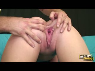 Lusty Hairless Jordan Blue Can't Live Without Getting Her Lover's Cock Fit In Her Velvet Hole
