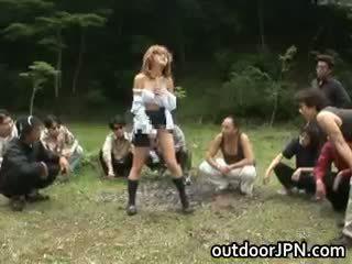 اليابانية hq, مجموعة الجنس, بين الأعراق