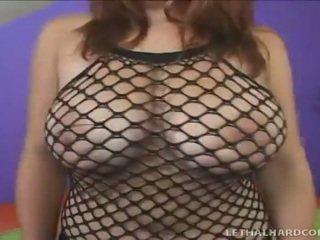 hahn groß, big dick, sehen große brüste